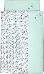Бебешки спален комплект от 2 части - Elvis - 100% памук за матраци с размери 60 x 120 cm и 70 x 140 cm -
