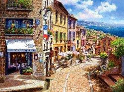 Следобед в Ница - пъзел
