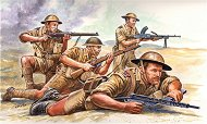 Британски войници от 8-ма армия - Комплект от 50 фигури -
