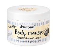 Nacomi Body Mousse Coconut-Banana Shake - продукт