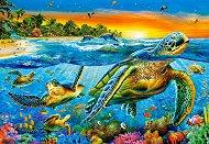 Подводни костенурки - пъзел