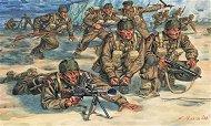 Британски командоси - Комплект от 50 фигури -
