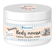 Nacomi Body Mousse Delicious Chocolate Cookie - сапун