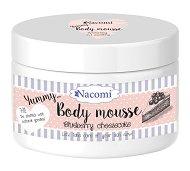 Nacomi Body Mousse Blueberry Cheesecake - Мус за тяло с аромат на боровинков чийзкейк - сапун