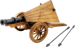 Da Vinci - Оръдие - Сглобяем модел - макет