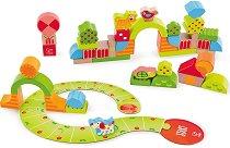 Слънчевата долина - Детски дървени блокчета - детски аксесоар