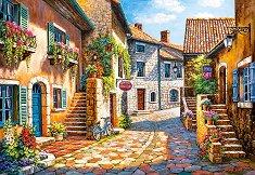 Селска улица - пъзел