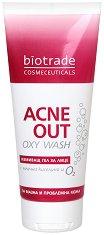 Biotrade Acne Out Oxy Wash - лосион