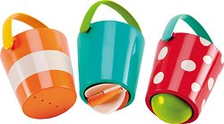 Весели кофички - Детска играчка за баня -
