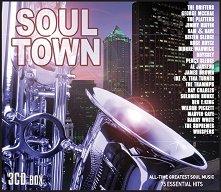 Soul Town: 75 Essential Hits - компилация