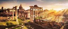 Рисмки форум, Рим - панорама -