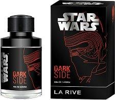 "La Rive Star Wars Dark Side EDT - Мъжки парфюм от серията ""Star Wars"" -"