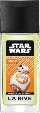 "La Rive Star Wars Droid Parfum Deodorant - Мъжки парфюм-дезодорант от серията ""Star Wars"" -"