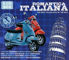 Romantica Italiana: The Best Italian Hits of the 60's - 2 CD Box - албум