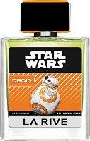 """La Rive Star Wars Droid EDT - Мъжки парфюм от серията """"Star Wars"""" -"""