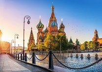 Катедралата Свети Василий Блажени, Москва - пъзел