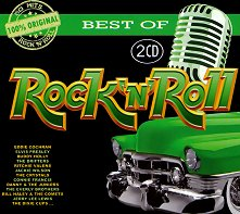 Best of Rock'n'Roll: 50 HIts - 2 CD Box - компилация
