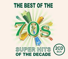 The Best Of The 70's - 2 CD Box -