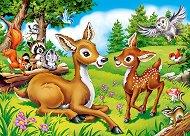 Скъпо малко еленче - пъзел
