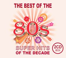 The Best Of The 80's - 2 CD Box - компилация