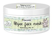 Nacomi Algae Face Mask Moisturizing Olive Oil - сапун