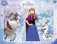 Замръзналото кралство: Елза и Анна - пъзел
