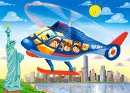Обиколка с хеликоптер над Ню Йорк -
