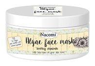 Nacomi Algae Face Mask Soothing Chamomile - Успокояваща маска за лице с водорасли и лайка - гел