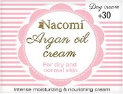 Nacomi Argan Oil Day Cream 30+ - Дневен крем за лице с арганово масло и витамин E -