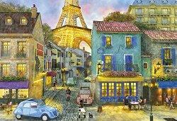 Улица в Париж -