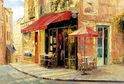 Кафене на хълма - Хексия Лю (Haixia Liu) -