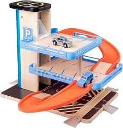 Паркинг на 3 нива - играчка