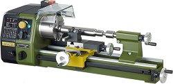 Прецизен мини струг за метал PD 250/E - Инструмент за моделизъм -