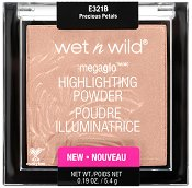 Wet'n'Wild MegaGlo Highlighting Powder - Пудра за лице с хайлайт ефект - серум