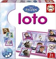 Лото - Замръзналото кралство - Занимателна игра -