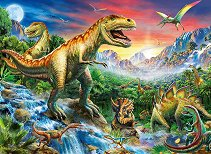 Ерата на динозаврите - пъзел