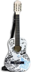 Класическа китара - Детски музикален инструмент - играчка