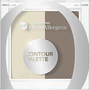 "Bell HypoAllergenic Contour Palette - Контурираща палитра за лице от серията ""HypoAllergenic"" - шампоан"