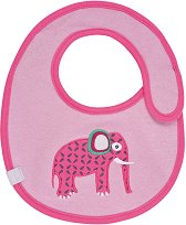Лигавник - Wildlife Elephant - За бебета от 0+ месеца - прибори