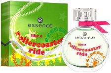 Essence Like a Rollercoaster Ride EDT - Дамски парфюм - мокри кърпички
