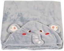 Бебешко одеяло - Bonito - Размери 90 x 130 cm -