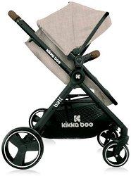 Комбинирана бебешка количка - Bali Zen - С 4 колела -