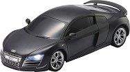 Автомобил - Audi R8 - Играчка с дистанционно управление и светлинни ефекти -