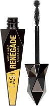 Wet'n'Wild Lash Renegade Mascara - Спирала за обемни, извити и дълги мигли - продукт