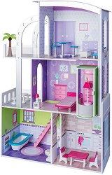 Къща за кукли - Прованс - В комплект с аксесоари -