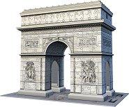 Триумфалната арка - 3D пъзел -