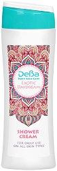 """Душ гел за тяло - Exotic Daydream - С аромат на франджипани от серията """"Body Skin Care"""" - сапун"""