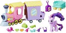 """Влакът на приятелството - Комплект с аксесоари от серията """"My Little Pony"""" - играчка"""