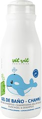 Diet Esthetic Vit Vit Pediatrics Bath Gel - Shampoo -