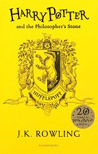 Harry Potter and the Philosopher's Stone: Hufflepuff Edition - раница